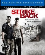 Strike Back Blu-Ray Cover