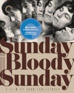 Sunday Bloody Sunday Criterion Collection Blu-Ray Cover