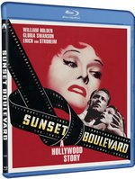 Sunset Boulevard Blu-Ray Cover