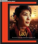 The Lady DVD Cover