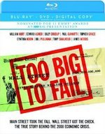 Too Big to Fail Blu-Ray Cover