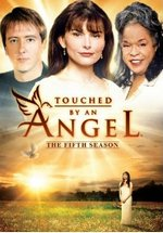 Touched by an Angel: The Fifth Season DVD Cover
