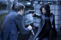Kate Beckinsale in Underworld:Awakening