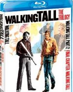 Walking Tall The Trilogy Blu-Ray Cover
