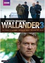 Wallander 3 DVD Cover