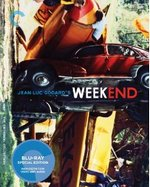Weekend Criterion Collection Blu-Ray Cover