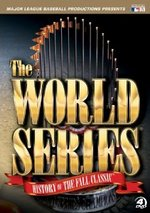 The World Series: History of the Fall Classic DVD Cover