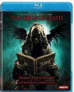 The ABCs of Death Blu-Ray Cover