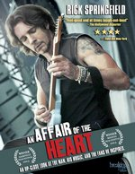 Rick Springfield: An Affair of the Heart DVD Cover