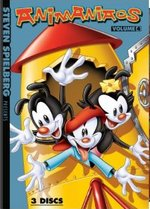 Animaniacs, Vol. 4 DVD Cover