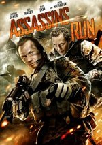 Assassin's Run DVD Cover