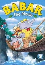 Babar: The Movie DVD Cover