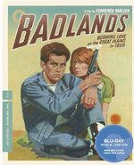 Badlands Criterion Collection Blu-Ray Cover