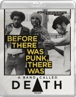 A Band Called Death DVD Cover