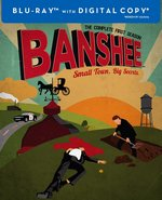 Banshee: The Complete First Season DVD Cover
