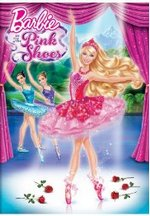 Barbie in the Pink Shoes DVD Cover
