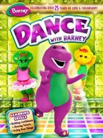Barney: Dance with Barney DVD Cover