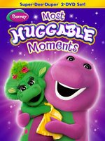 Barney: Most Huggable Moments DVD Cover
