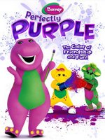 Barney: Perfectly Purple DVD Cover
