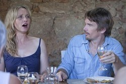 Julie Delpy and Ethan Hawke come together once again in the 2013 top drama Before Midnight.