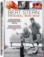 Bert Stern: Original Mad Man DVD Cover