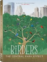 Birders: The Central Park Effect DVD Cover