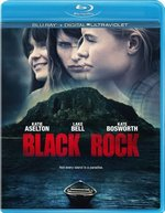 Black Rock Blu-Ray  Cover