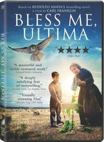 Bless Me Ultima DVD Cover