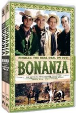 Bonanza: The Official Fifth Season DVD Cover