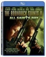 The Boondock Saints II: All Saints Day (Director's Cut) Blu-Ray Cover