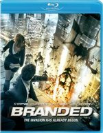 Branded Blu-Ray Cover