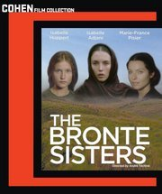 The Bronte Sisters DVD Cover