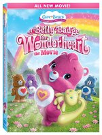 Care Bears: A Belly Badge for Wonderheart -- The Movie DVD Cover