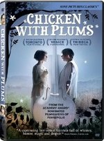 Chicken with Plums DVD Cover