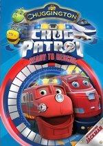 Chuggington: Chug Patrol -- Ready to Rescue DVD Cover