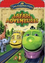 Chugginton: Safari Adventures DVD Cover