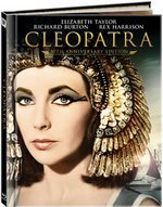 Cleopatra 50th Anniversary Edition DVD Cover