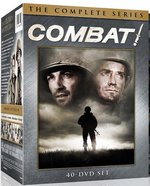 Combat! The Complete Series DVD Cover