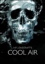 H.P. Lovecraft's Cool Air DVD Cover
