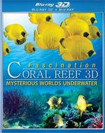 Coral Reef 3D Blu-Ray Cover