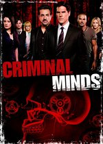 Criminal Minds - The Eight Season DVD Cover