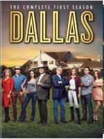 Dallas: The Complete First Season DVD Cover
