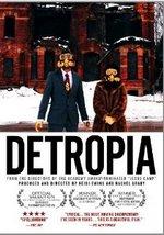 Detropia DVD Cover
