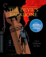 The Devil's Backbone Criterion Collection Blu-Ray Cover