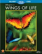 Disneynature: Wings of Life Blu-Ray Cover