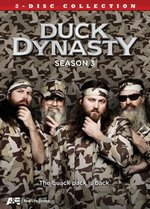 Duck Dynasty: Season 3 DVD Cover