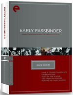 Eclipse Series 39: Early Fassbinder DVD Cover