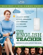 The English Teacher Blu-Ray Cover