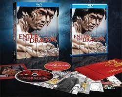Enter the Dragon 40th Anniversary Ultimate Collector's Edition Blu-Ray Giftset