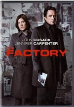 The Factory DVD Cover